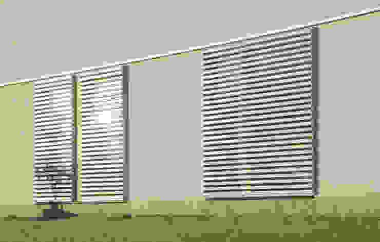 Casas modernas: Ideas, imágenes y decoración de Papik Cases Passives Moderno