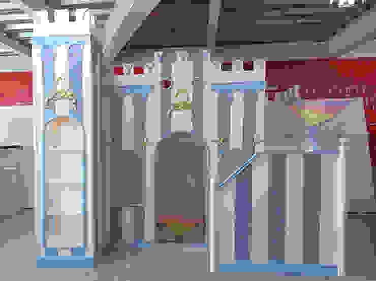 Impactante castillo opulento gobernador de Kids Wolrd- Recamaras Literas y Muebles para niños Clásico Derivados de madera Transparente