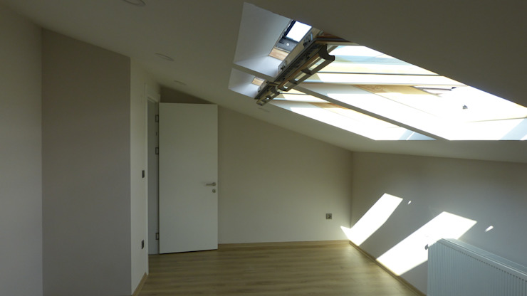 Lavinya Apartmanı Modern Oturma Odası yücel partners Modern Ahşap Ahşap rengi