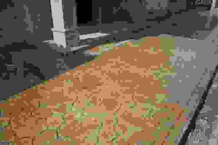 Galistar Pavimentos Rustykalne ściany i podłogi