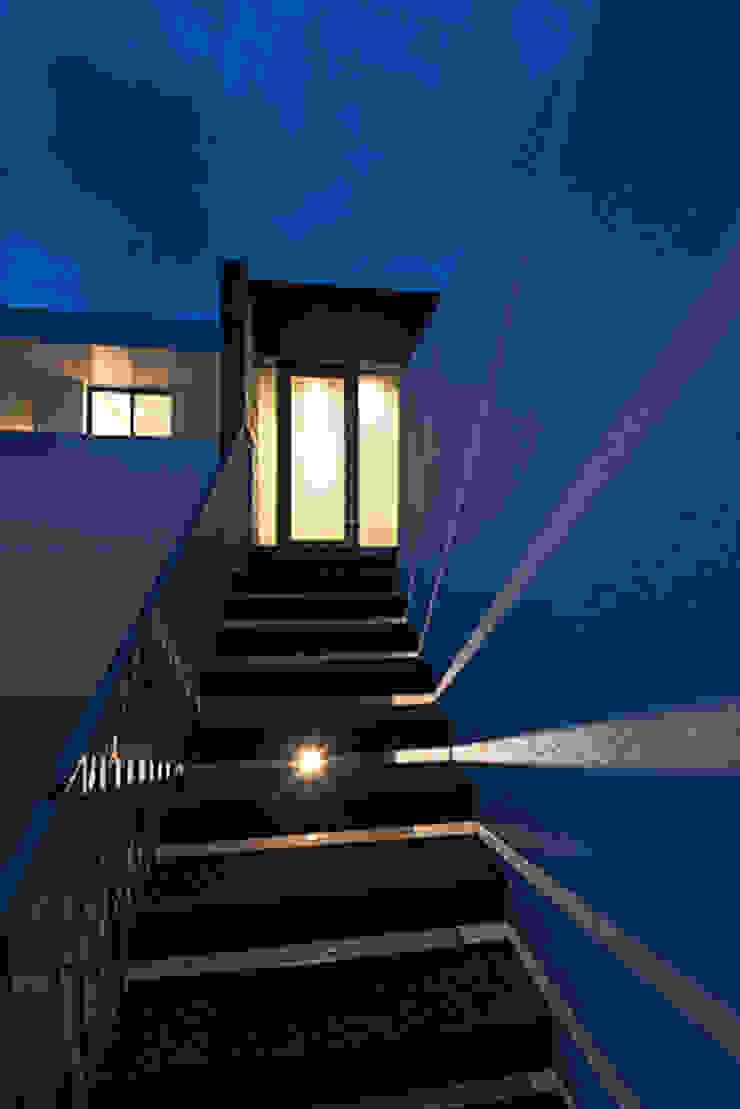 外部階段: Style Createが手掛けた現代のです。,モダン