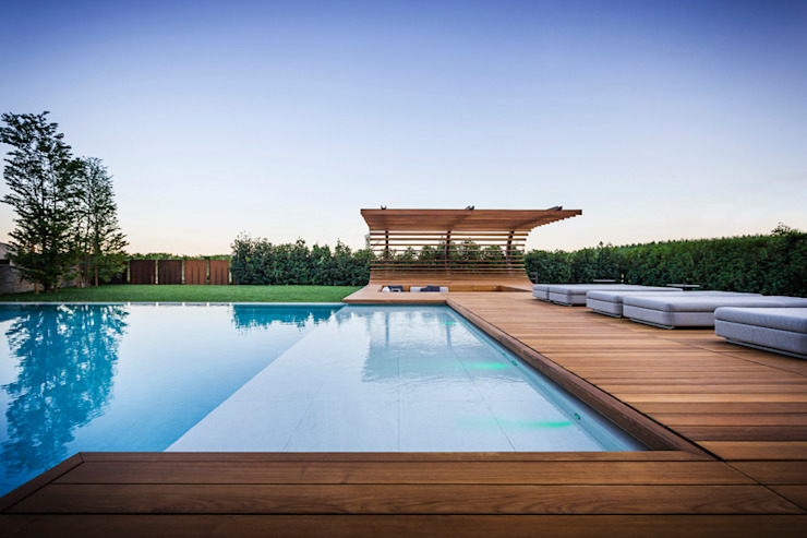 Pool by Alessandro Isola Ltd, Modern