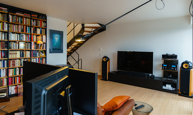 Will GmbH Media room Wood White