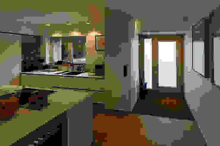 Will GmbH Modern kitchen Wood White