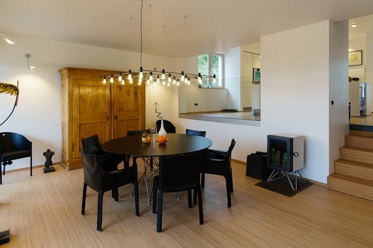 Will GmbH Modern dining room Wood White