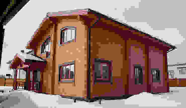 Casas rústicas por Дмитрий Кругляк Rústico