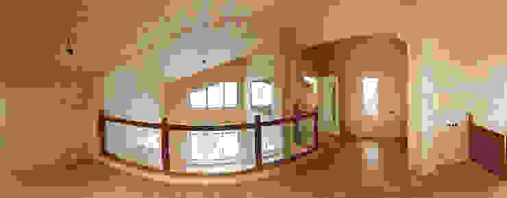 Salas de estar rústicas por Дмитрий Кругляк Rústico