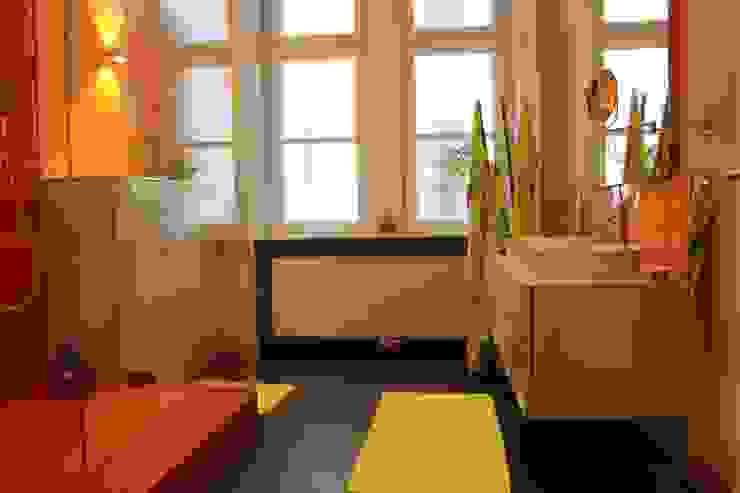 Will GmbH Eclectic style bathroom Glass Orange