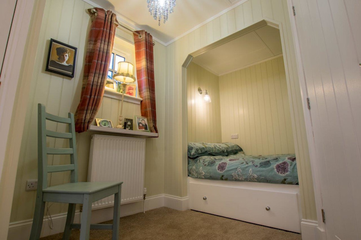Bedroom by The Wee House Company