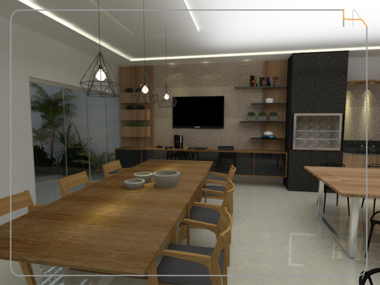 Humanize Arquitetura Кухня