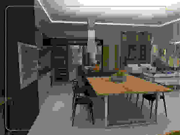 Humanize Arquitetura Modern Kitchen
