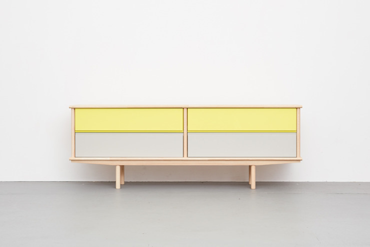 Splitter - 2x 1 SK2:  Wohnzimmer von Neuvonfrisch - Möbel und Accessoires,