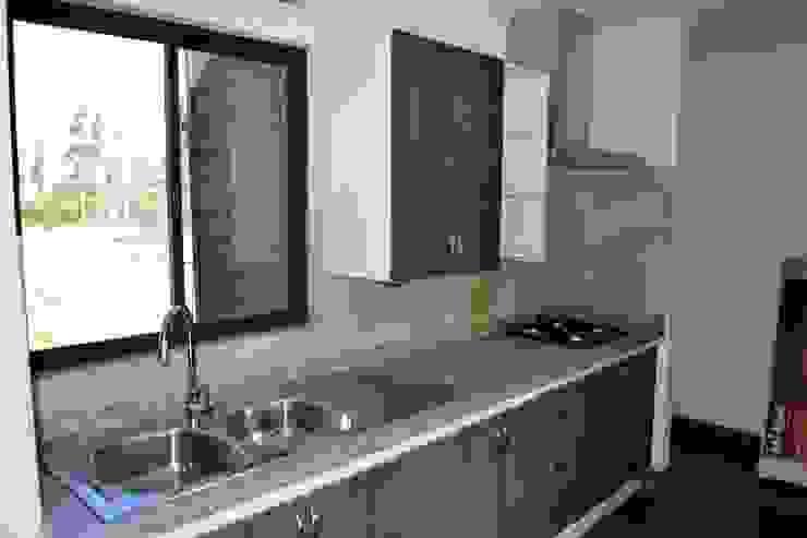 Cocinas mediterráneas de Casas Metal Mediterráneo