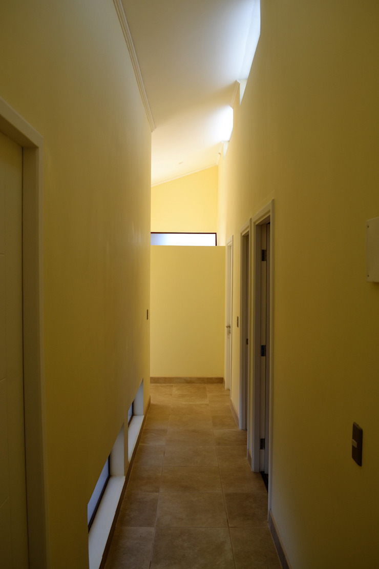 Casas Metal 地中海走廊,走廊和楼梯