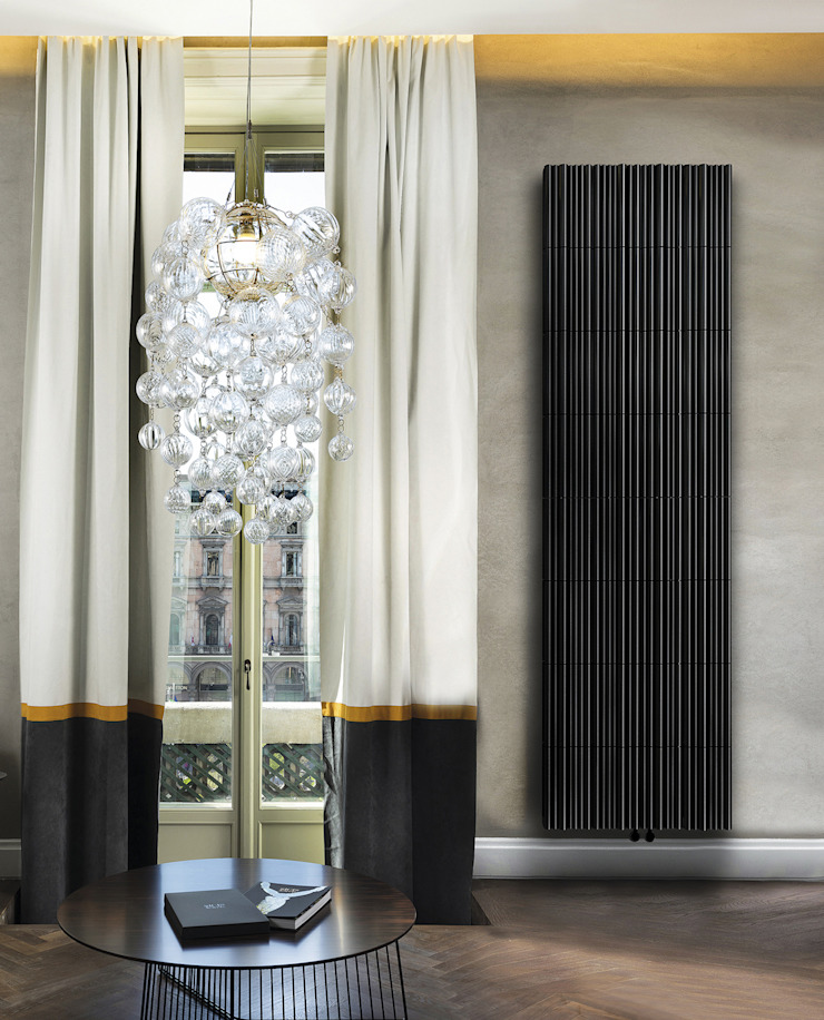 RF Design GmbH Salas de estilo clásico Aluminio/Cinc Negro