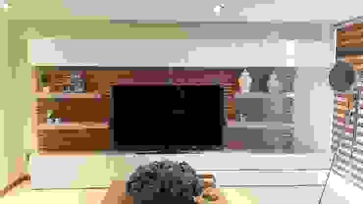 minimalist  by CABSA Taller de Carpintería & Arquitectura, Minimalist Wood Wood effect