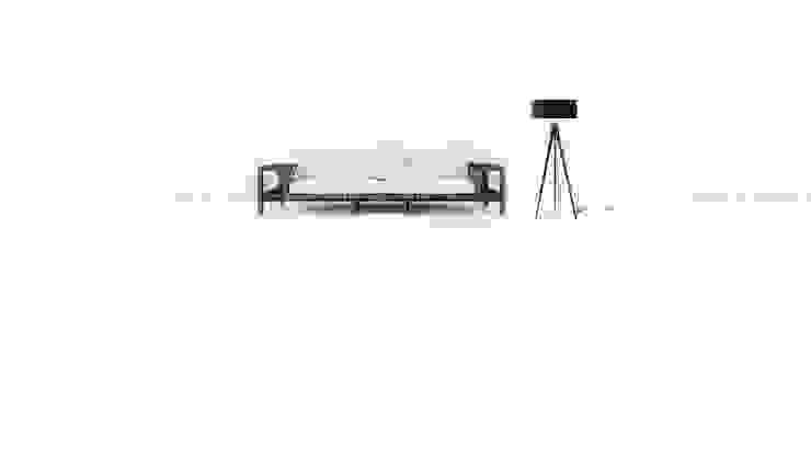 modern  oleh LIGNA LUX ® Stehleuchten Manufaktur, Modern Kayu Wood effect