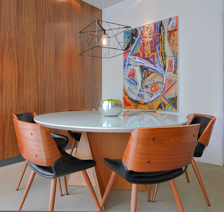 Sgabello Interiores Dining roomChairs & benches Wood Wood effect