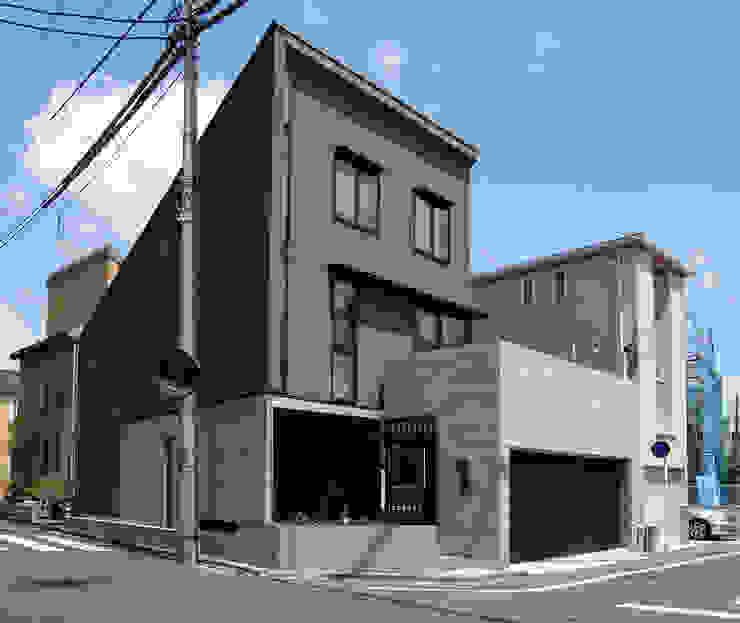 外観 モダンな 家 の シーズ・アーキスタディオ建築設計室 モダン