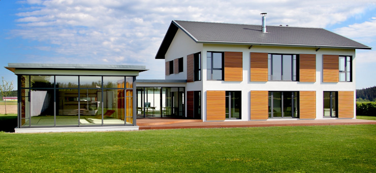 Окна и двери в классическом стиле от Kneer GmbH, Fenster und Türen Классический