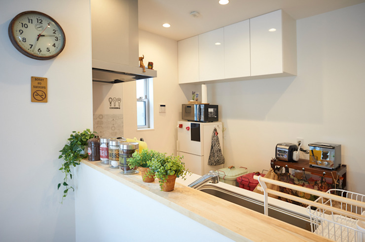 株式会社スタジオ・チッタ Studio Citta Industrial style kitchen
