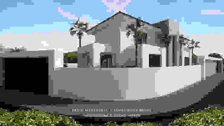 Dmg-Arquitectura - David Marchante - Inmaculada Bravo - Villa Benahavis - Cam 04 día Casas mediterráneas de David Marchante | Inmaculada Bravo Mediterráneo