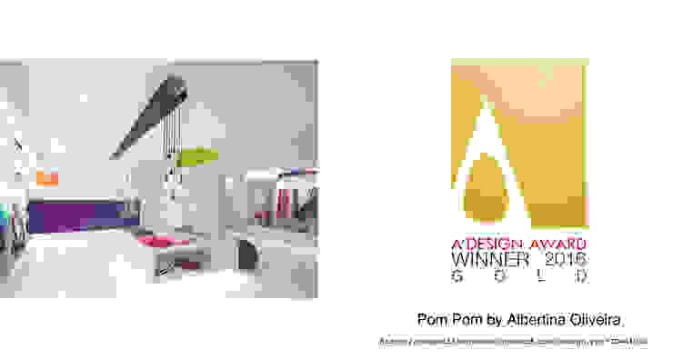 Pom Pom – Loja de roupa de criança Moderne kantoor- & winkelruimten van architektengroep roderveld Modern