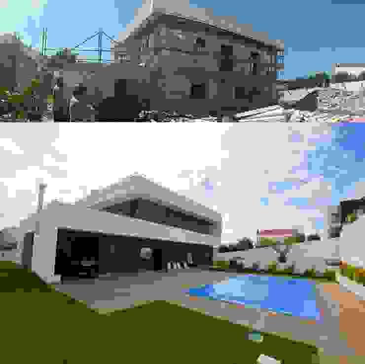Portuguese Extreme Makeover por Arquitecto Telmo Moderno