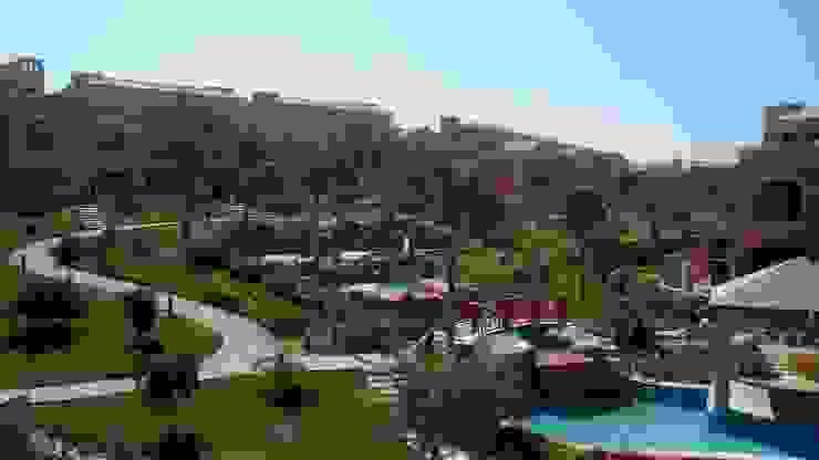 ديار بارك – القاهرة الجديدة من Alnada Landscaping تبسيطي