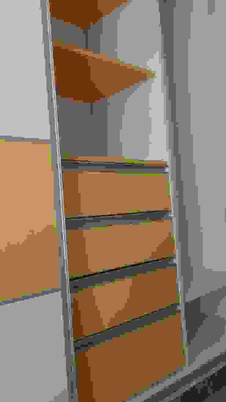 Aurea Arquitectura y Amoblamientos Dormitorios infantiles Clósets y cómodas