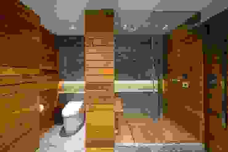 Modern bathroom by Art.chitecture, Taller de Arquitectura e Interiorismo 📍 Cancún, México. Modern