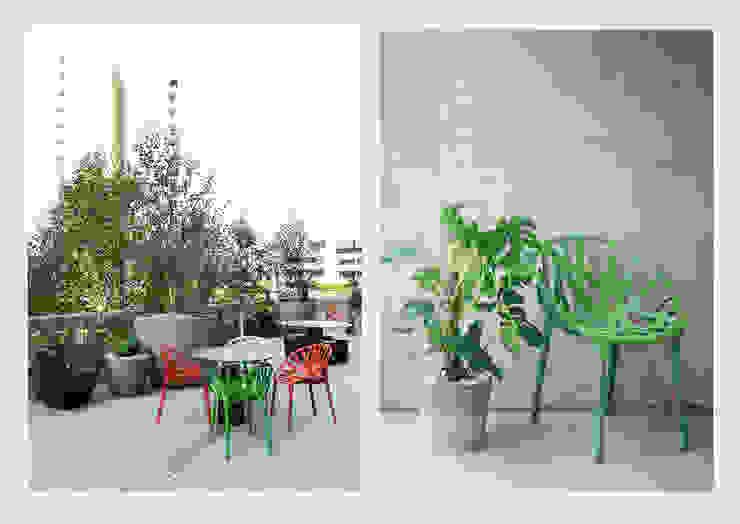Design concept for Legal offices, Manchester. Espaces de bureaux modernes par CHALKSPACE Moderne