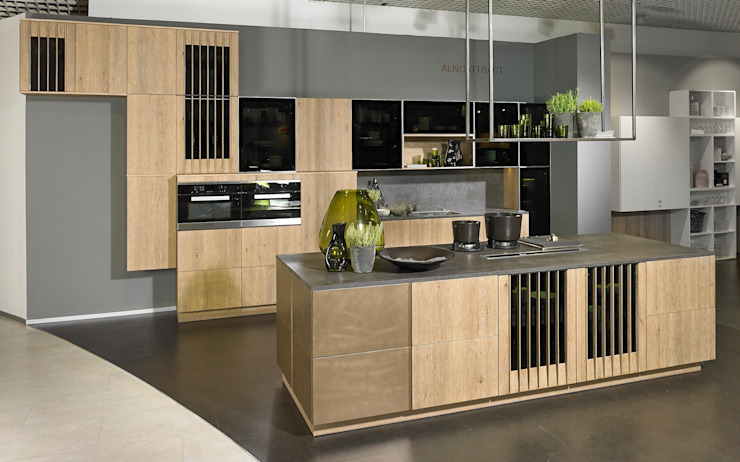 KOW Hausfair : modern  by ALNO North America, Modern Wood Wood effect