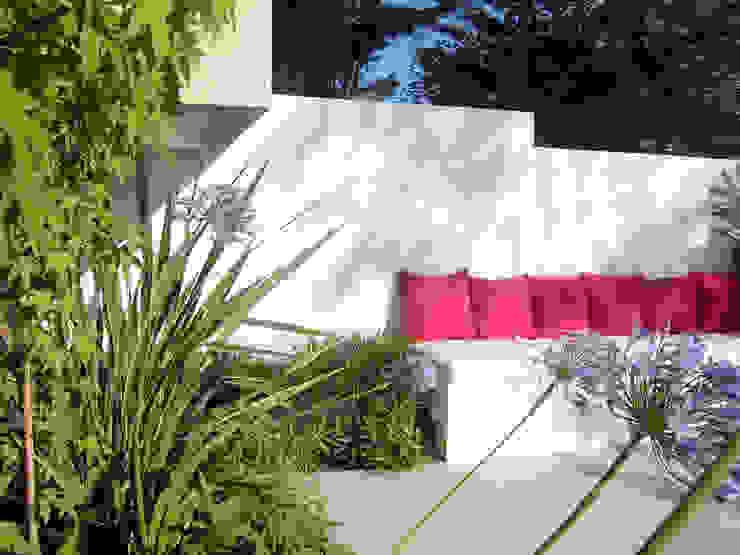 Moderne tuinen van homify Modern Beton