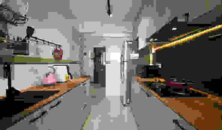 Punggol Waterway Brooks BTO: minimalist  by Designer House,Minimalist