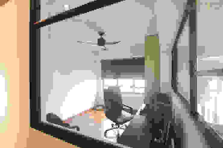 Punggol Waterway Brooks BTO Minimalist study/office by Designer House Minimalist