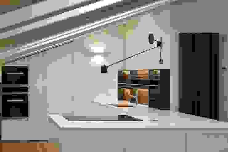Cocinas minimalistas de Claude Petarlin Minimalista