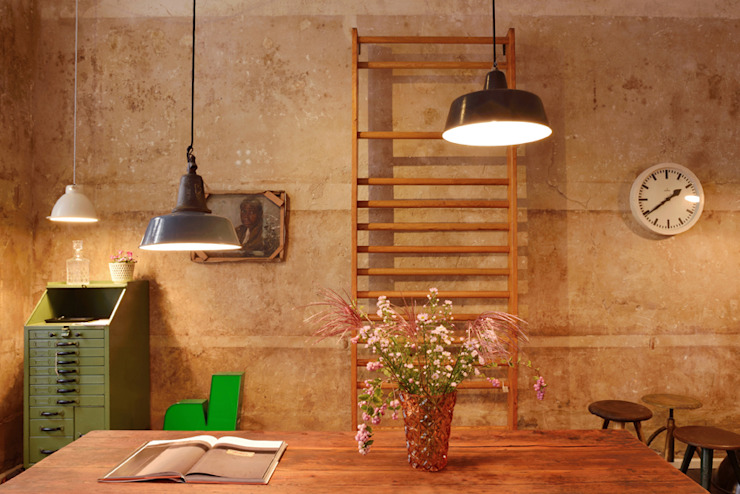 Nina Altmann Fotografie Finestre & Porte in stile industriale