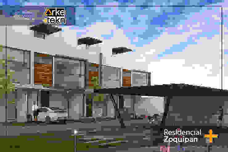 Proyecto Zoquipan de Arke+tekn Moderno