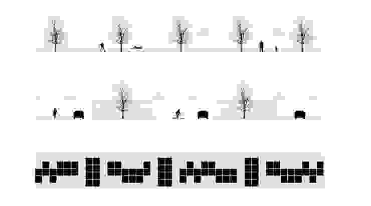 Minimalist house by AR arquitectura Minimalist