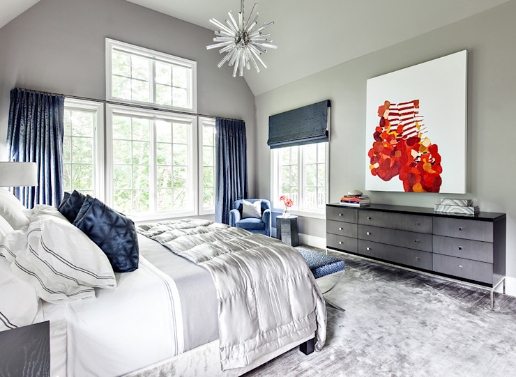 Master Bedroom Modern style bedroom by Clean Design Modern