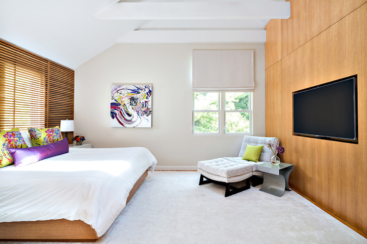Master Bedroom by Clean Design Modern