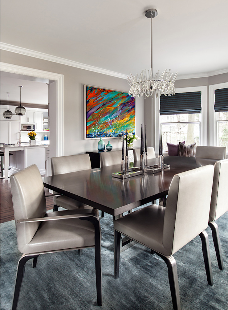 Clean Design Modern dining room