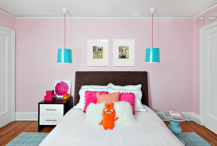 Kid's Bedroom by Clean Design Modern