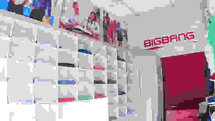 Big Bang Puebla Espacios comerciales de estilo moderno de Estudio Chipotle Moderno Aglomerado