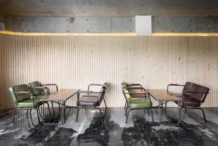 STARSIS Office spaces & stores Concrete Grey