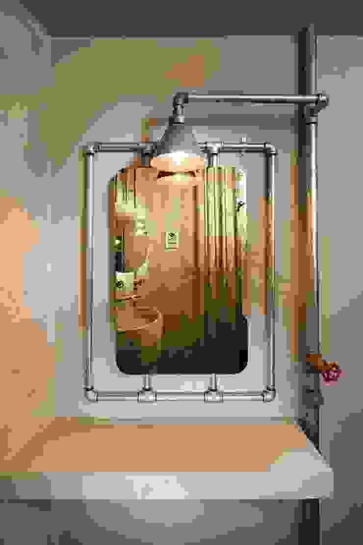 STARSIS BathroomMirrors Metal Grey