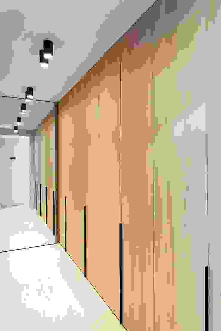 Project K Moderne kleedkamers van JUMA architects Modern