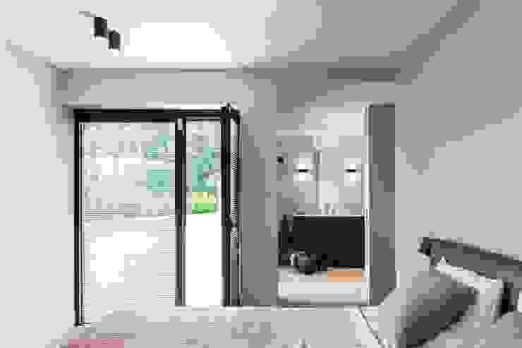 Project K Moderne slaapkamers van JUMA architects Modern