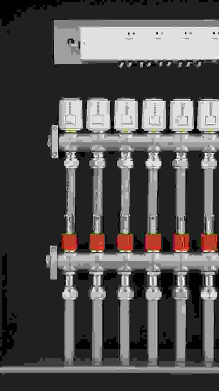 (1) customized manifolds & cabinets por Dynamic444 Moderno